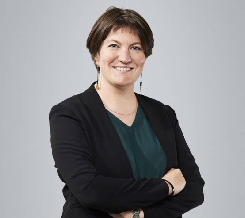 Anne Canova, Directrice régionale CDC Habitat Auvergne – Rhône-Alpes