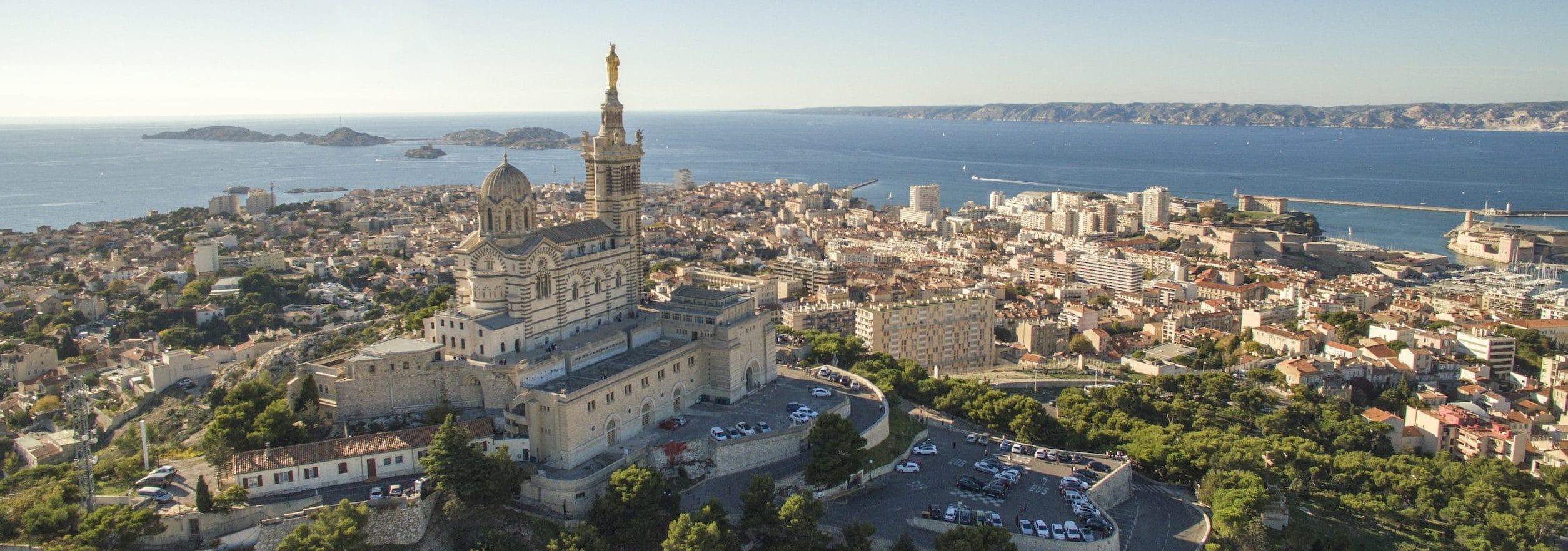 PACA et Corse - Vue d'ensemble