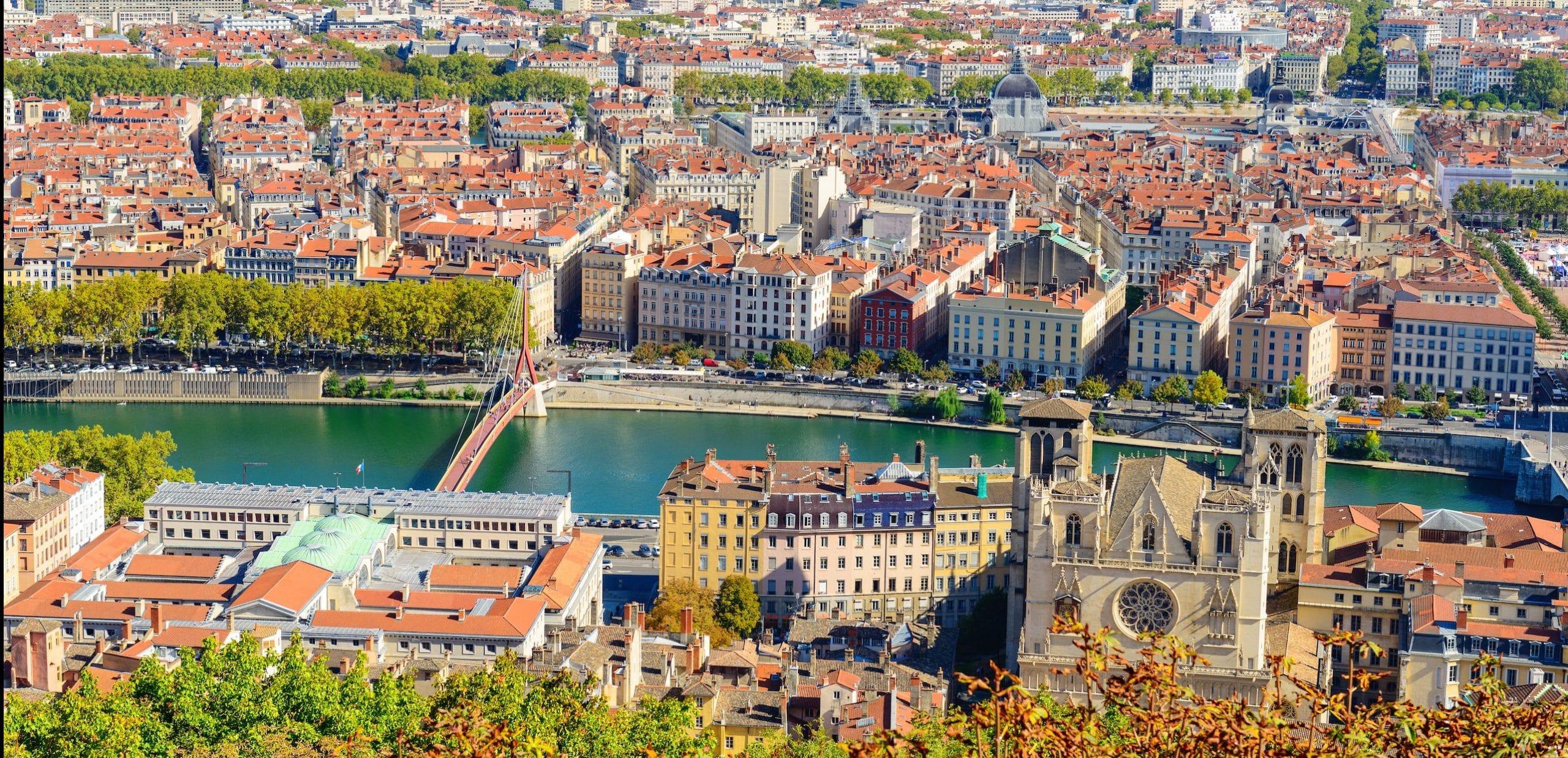 Auvergne-Rhône-Alpes - Vue d'ensemble