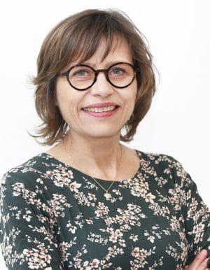 Hélène Marin-Martinez, Directrice Adjointe en charge de la Cohésion Sociale et Territoriale