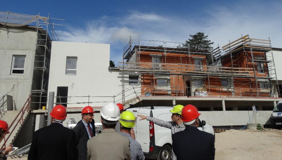 À Dijon, bientôt 74 futurs logements dans un environnement exceptionnel