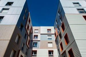 Une résidence étudiante bas carbone à Noisiel