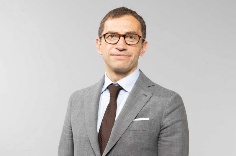 Patrick Blanc Directeur Général Adjoint en charge de l'organisation, de la performance et du contrôle général