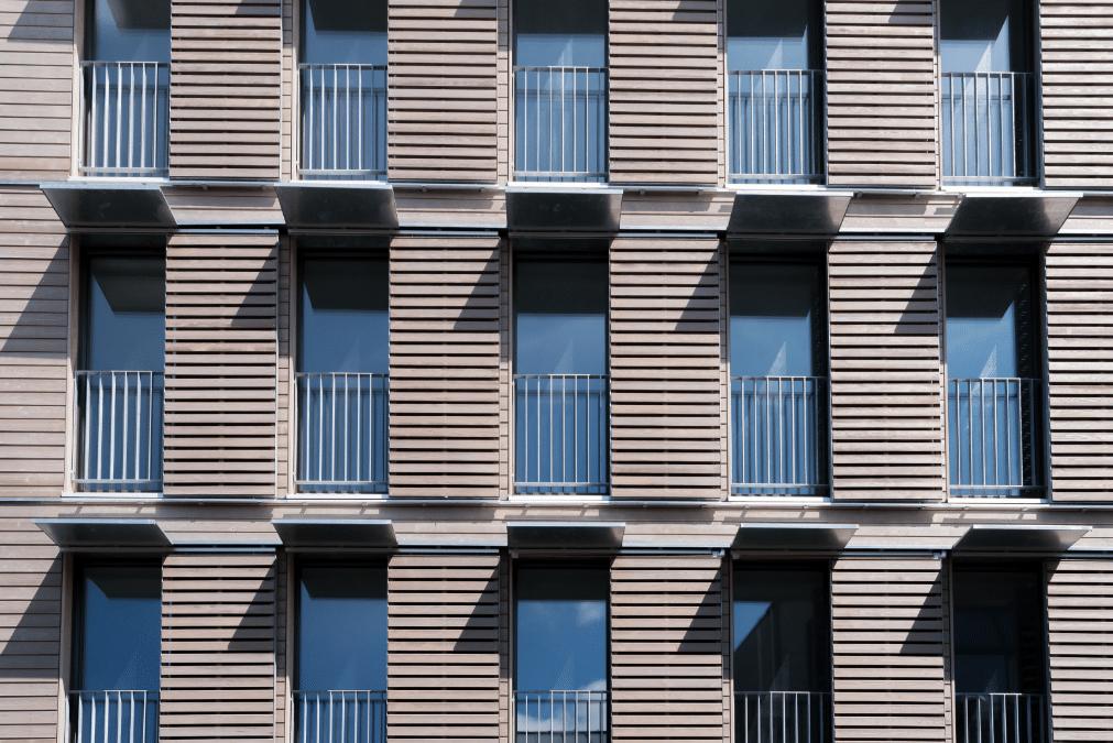 Façade de bâtiment