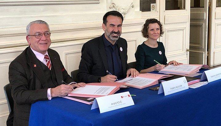 Un nouveau partenariat avec la Société d'Économie Mixte Immobilière de Vichy