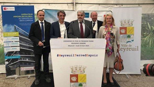Inauguration Résidence sénior Meyreuil