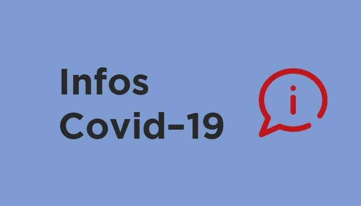COVID-19 – Dispositions exceptionnelles