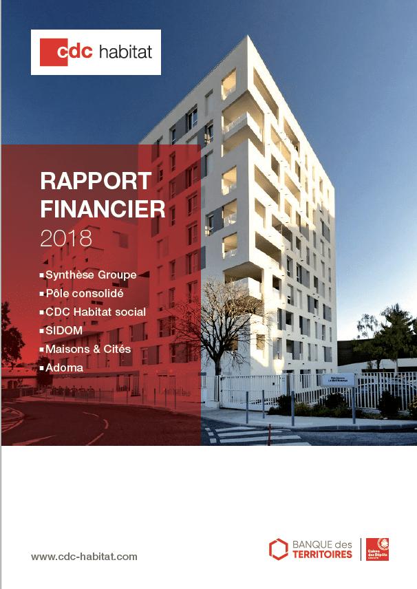 Rapport financier 2018 – VF