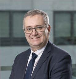 Thierry Berthier, président du directoire de Grand Paris Habitat
