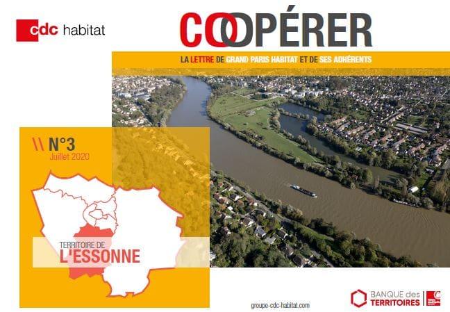 Lettre Coopérer Grand Paris Habitat N°3