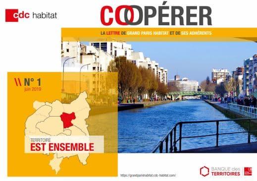 Coopérer n°1 : territoire Est Ensemble