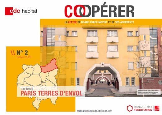 Coopérer n°2 : territoire Paris Terres d'Envol