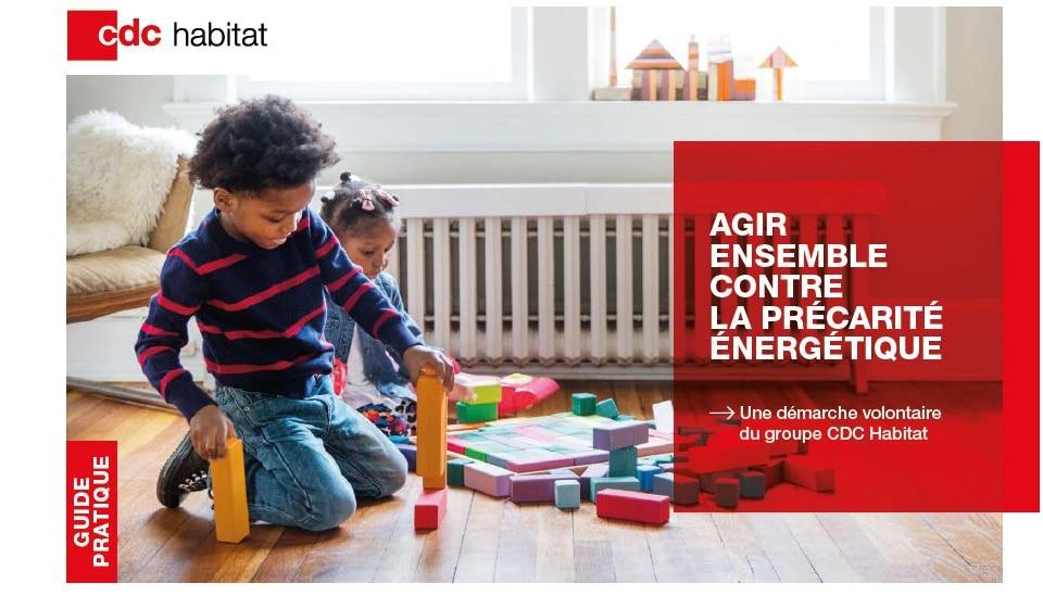 CDC Habitat dévoile les premiers résultats de son plan de lutte contre la précarité énergétique