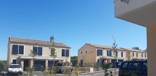Inauguration de la résidence «Villa Brumale» à Rognes