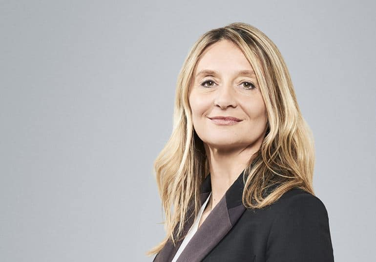 Nomination de Géraldine Gardette, directrice interrégionale adjointe