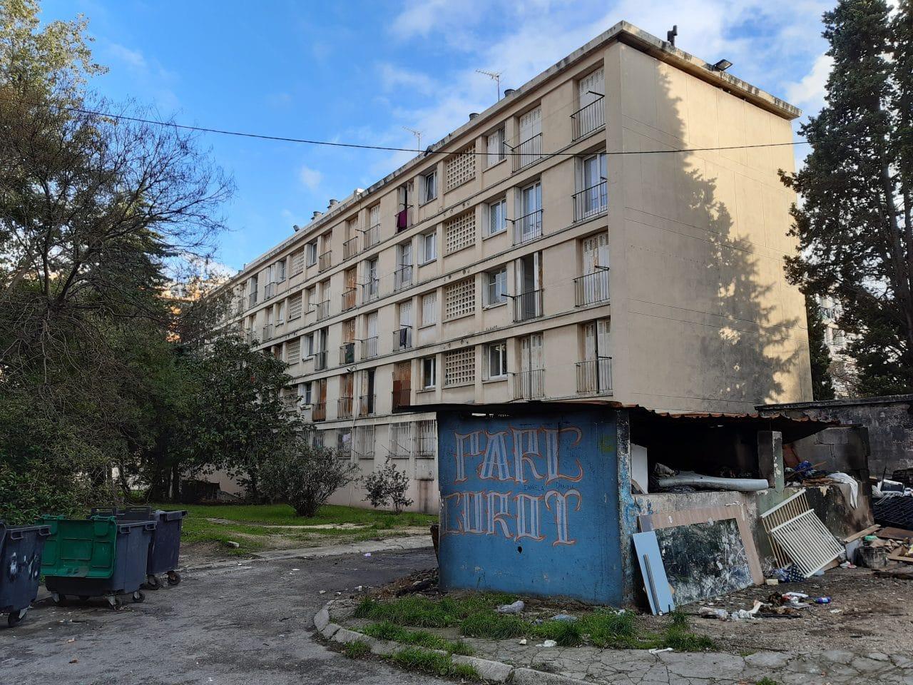 CDC Habitat Action Copropriétés se mobilise pour assurer les conditions d'un redressement durable du Parc Corot, copropriété dégradée située dans les quartiers nord de Marseille