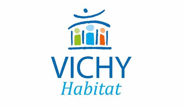 logo vichy habitat