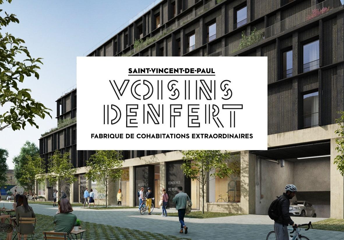 « Voisins Denfert » : le projet se poursuit !