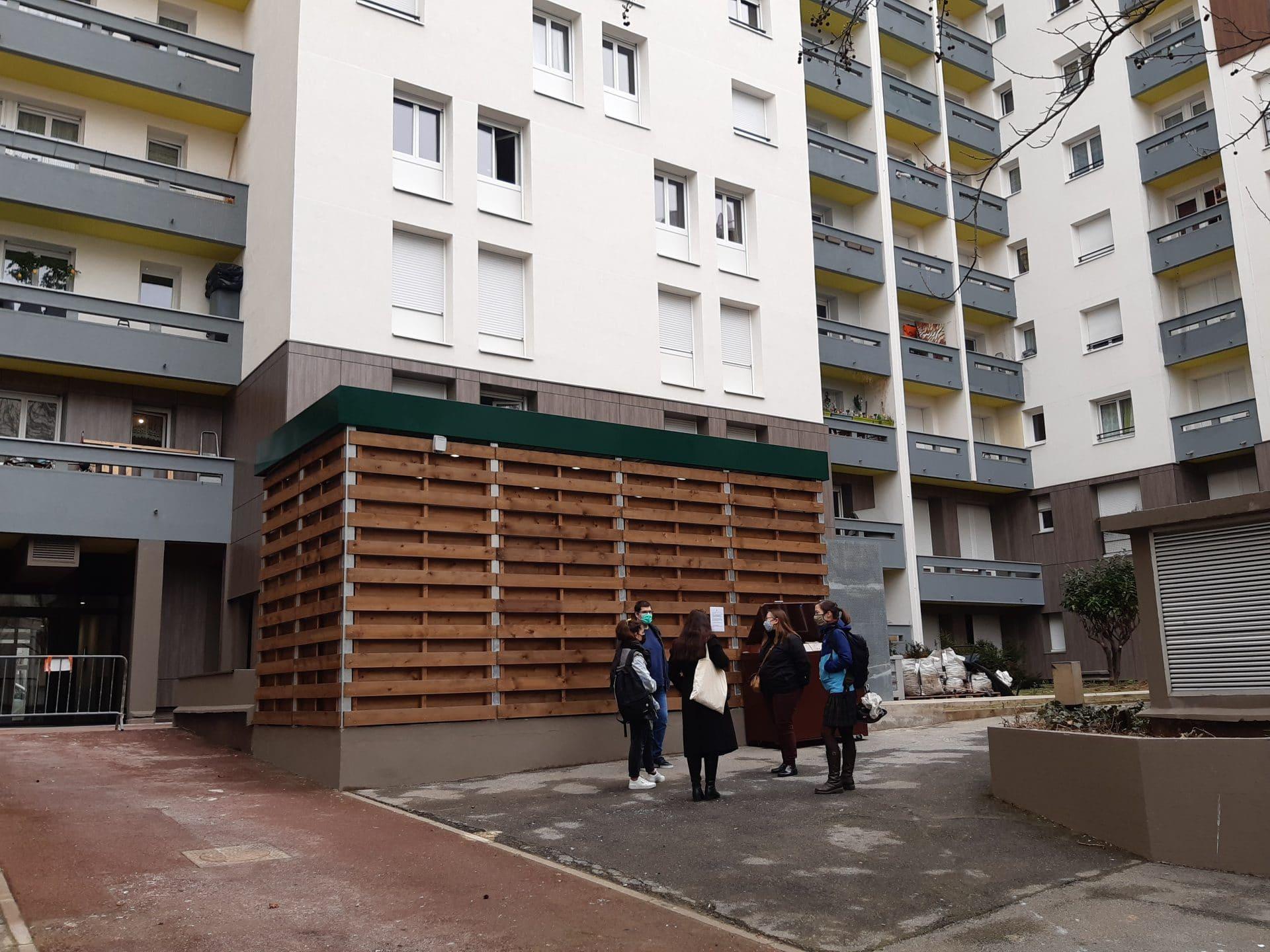 Une ferme urbaine au cœur de Paris 20e