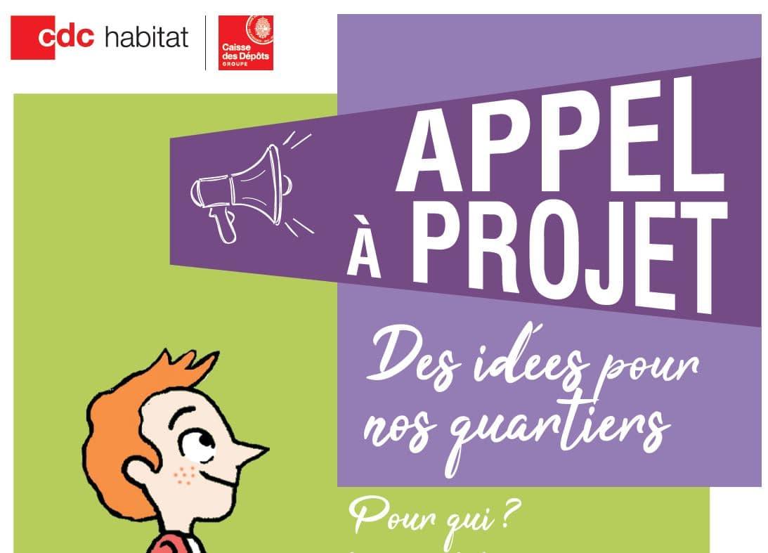 Edition 2021 : appel à projet « Des idées pour nos quartiers » !