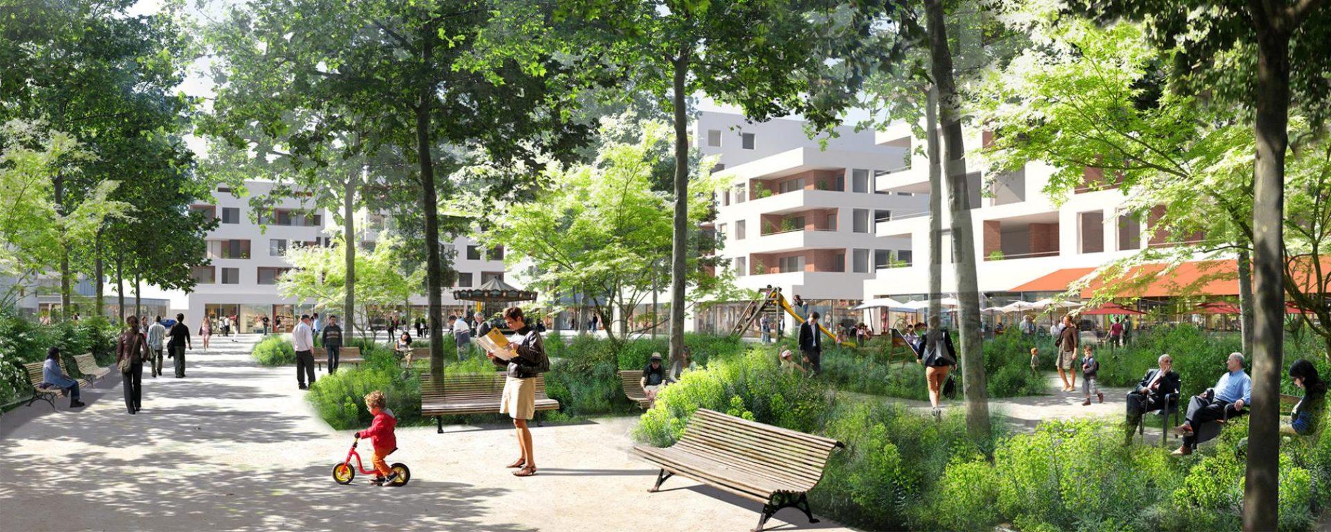 CDC Habitat social lauréat d'un foncier à Toulouse