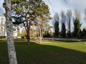 résidence le Golf à Clermont-Ferrand après réhabilitation