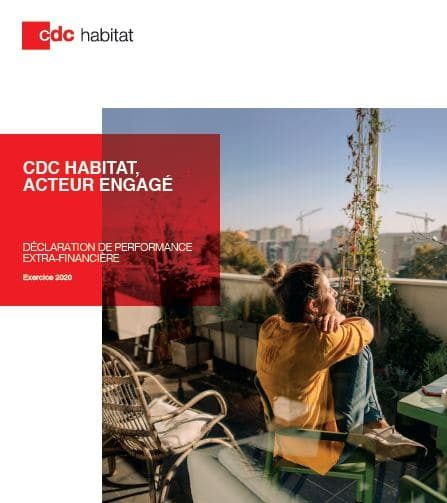 Déclaration de performance extra-financière CDC Habitat