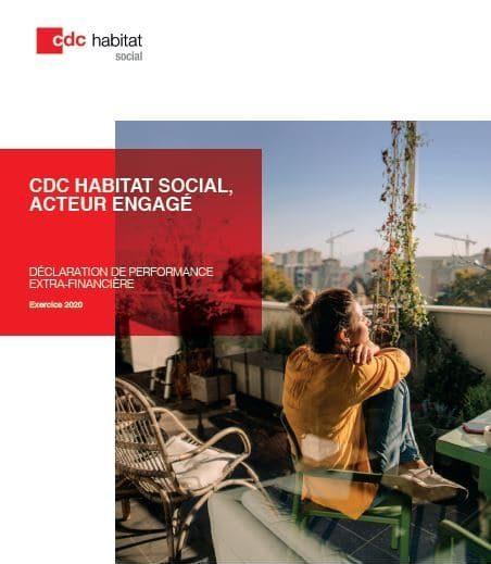 Déclaration de performance extra-financière CDC Habitat social