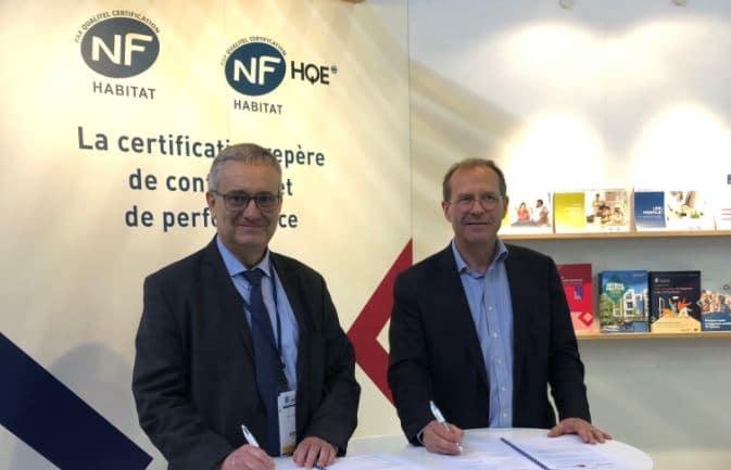 Grand Paris Habitat renforce sa démarche de certification NF Habitat