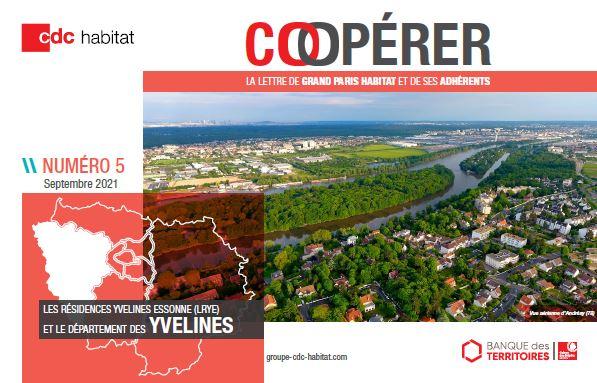 Coopérer n°5 : les résidences Yvelines Essonne et le département des Yvelines